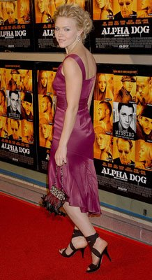 Dominique Swain at the Hollywood premiere of Universal Pictures' Alpha Dog