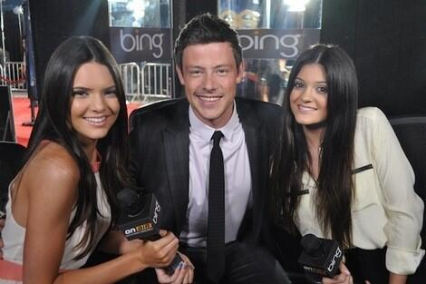RIP, Cory Monteith: Stars Honor Him With Photos on Twitter - Kylie Jenner - R.I.P