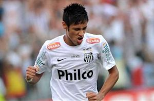 Santos vice president silent on Neymar fee