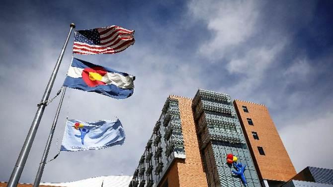 The Children's Hospital Colorado has seen 10 patients with respiratory enterovirus EV-D68