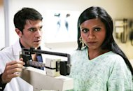 Chris Messina and Mindy Kaling | Photo Credits: Beth Dubber/Fox