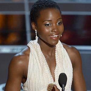 Who stole the dress Lupita Nyong'o wore to the Oscars?