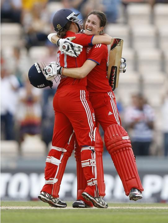 Britain Cricket England Australia Women