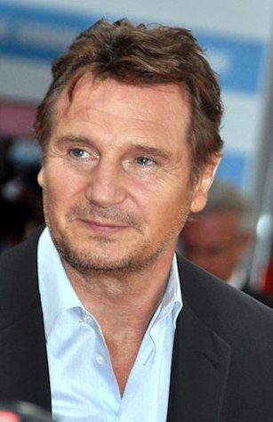 Liam Neeson helped Ellen Degeneres raise breast cancer awareness!