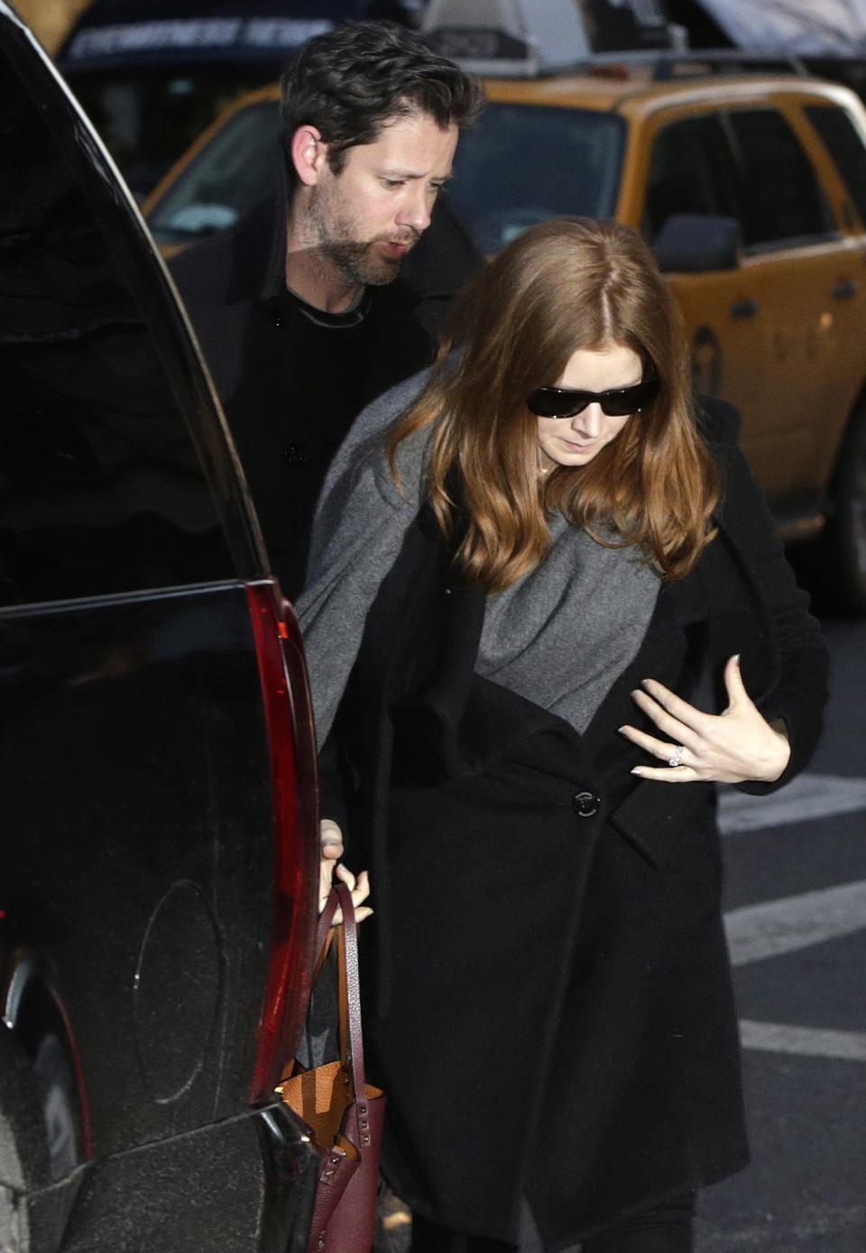 Valentino apologizes for Amy Adams bag-gate