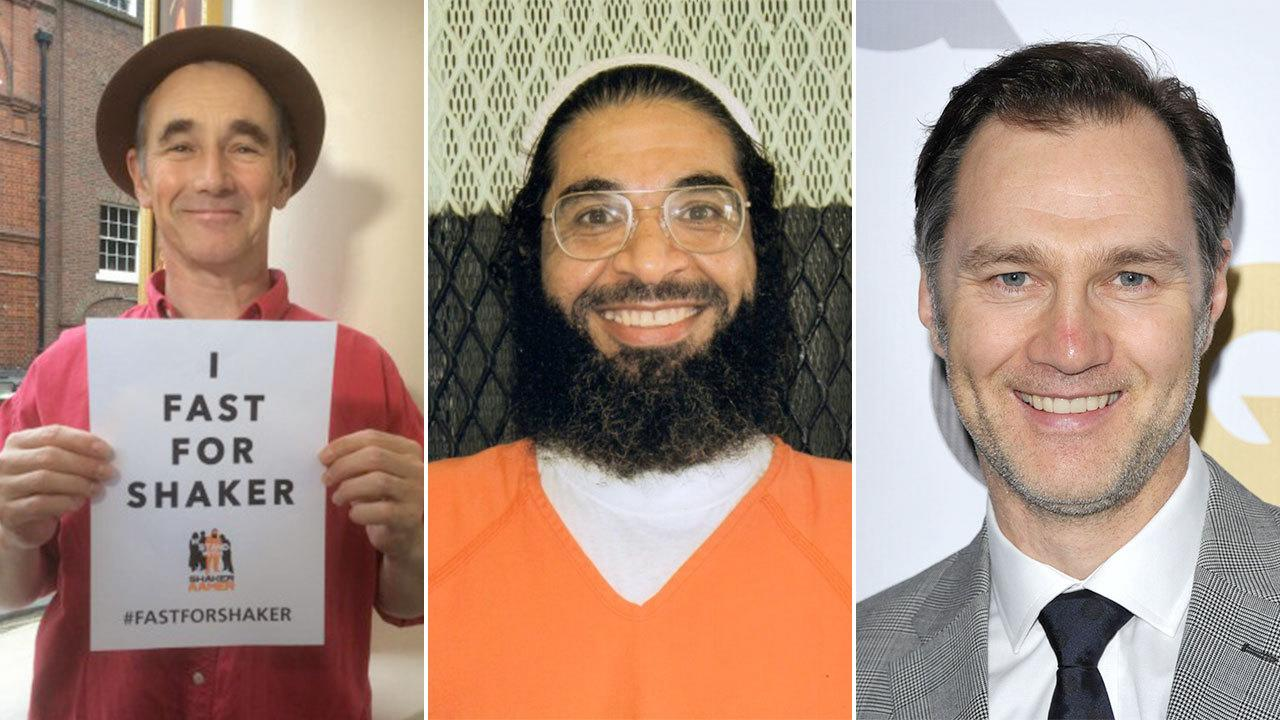 Actors Go On 'Hunger Strike' For Last British Guantanamo Prisoner