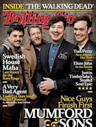Mumford & Sons Keyboardist: I Thought Phillip Phillips Was Us!