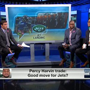 Can Jets wide receiver Percy Harvin handle the New York media?