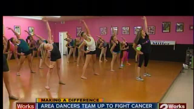 Dancing to find a cure for cancer