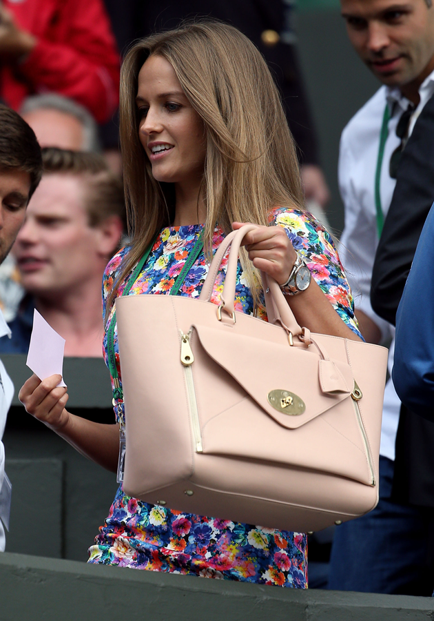 kim-sears-floral-zara-dress-mulberry-wil