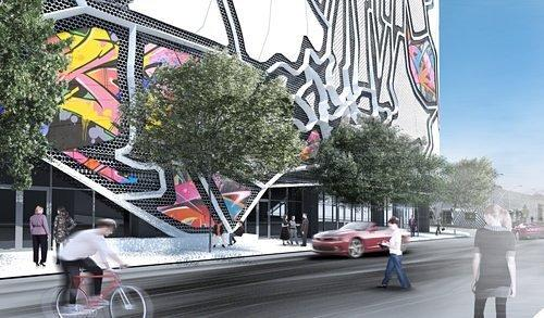 Parking Palaces: This is What Wynwood's Artsy New Garage Will Look Like