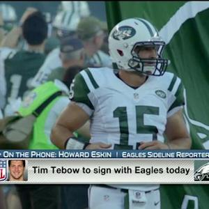 Howard Eskin on Tim Tebow: 'I get it, but I don't get it'