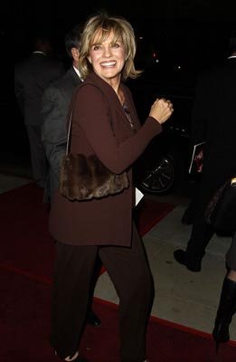 Premiere: Linda Gray at the LA premiere of Miramax's Chicago - 12/10/2002