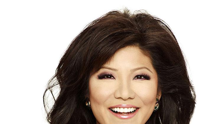 "Julie Chen hosts ""The Talk."""