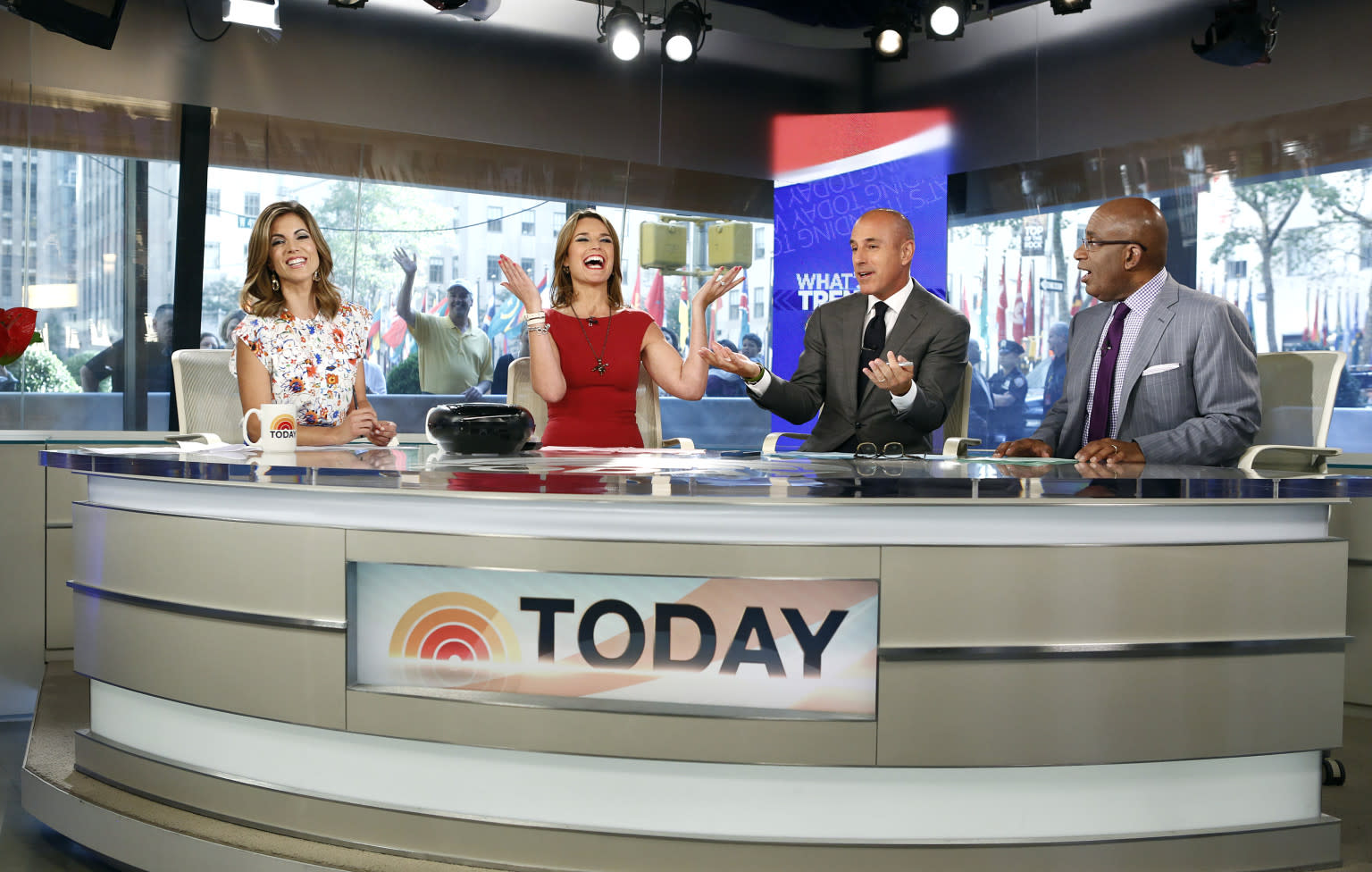 'Today' Wins First Premiere Week In Four Years