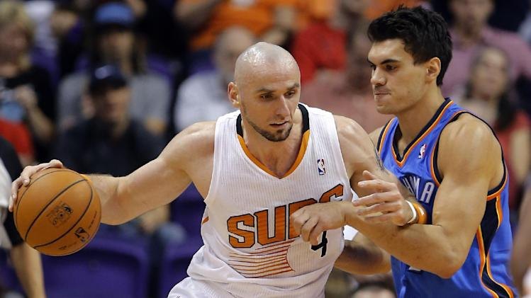 Wizards acquire Gortat from Suns for Okafor, pick