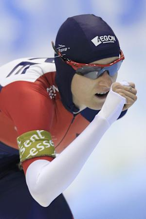 Van der Weijden wins 3,000 at World Cup finals