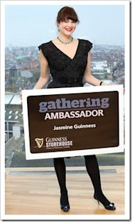 Influence Marketing: Guinness, The Gathering And St. Patrick's Day image Guinness Gathering Ambassador Jasmine Guinness