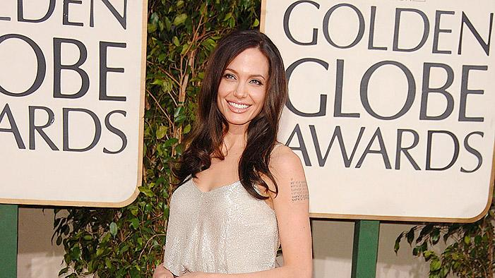 Angelina Jolie, Golden Globe