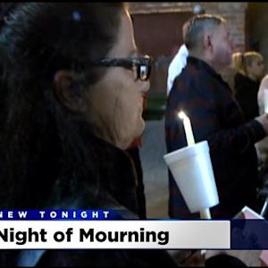 Community Holds Vigil For Baby Justice As Questions Surround 20-Day-Old's Death