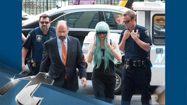 Amanda Bynes News Pop: Amanda Bynes Broke Her Nose?