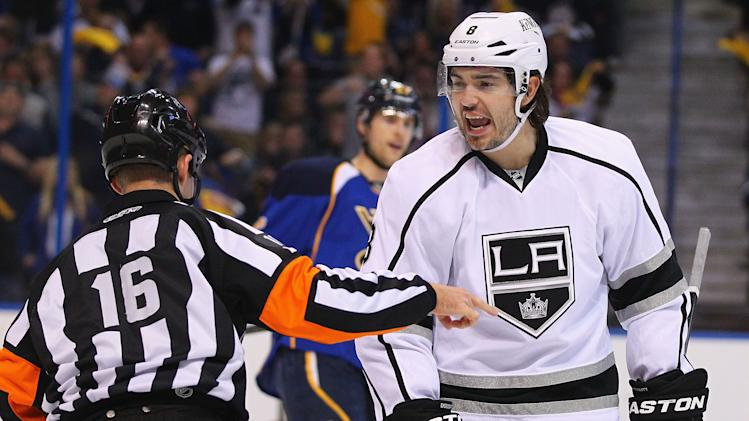 Los Angeles Kings v St. Louis Blues