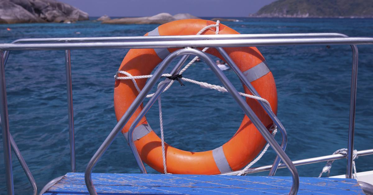 Passenger Overboard: What to Do