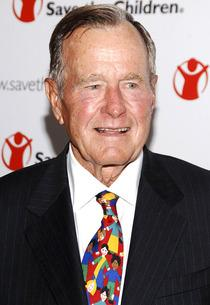 George H. W. Bush | Photo Credits: Andrew H. Walker/Getty Images