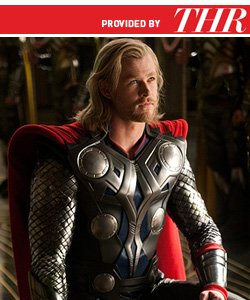 Chris Hemsworth in 'Thor' Marvel/Paramount