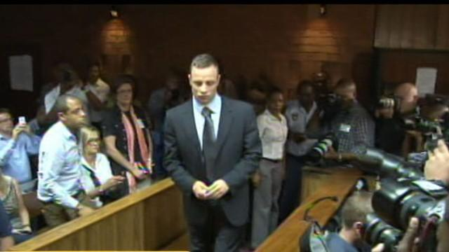 'Blade Runner' Oscar Pistorius Makes Bail