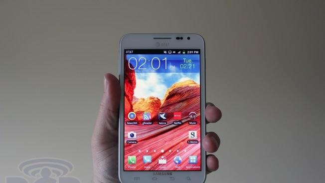 Samsung Galaxy Note tipped for August T-Mobile release