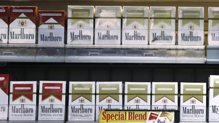 Marlboro maker Altria 3Q profit more than doubles