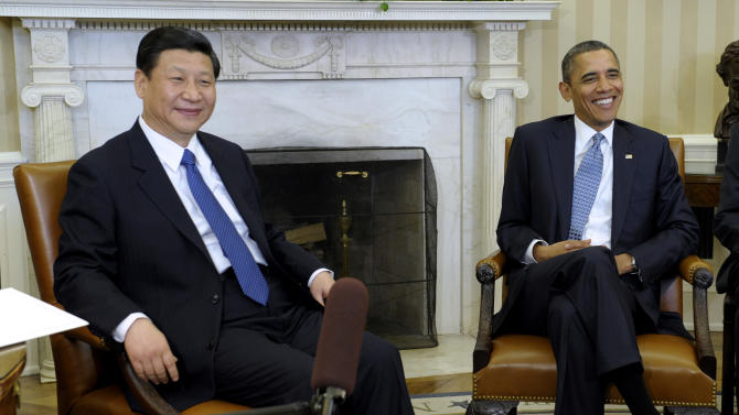 Getting to know you: Obama, Xi start relationship