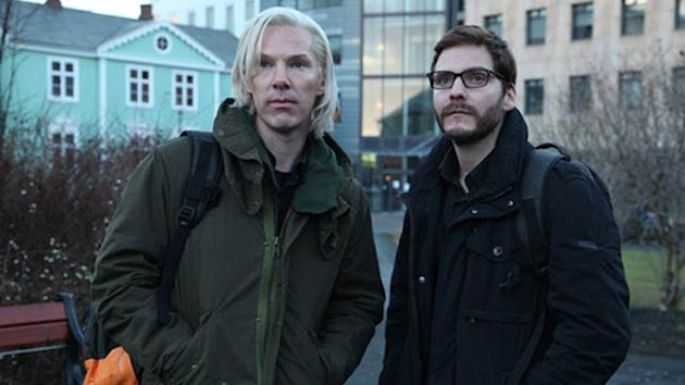 Benedict Goes Blond for WikiLeaks Movie