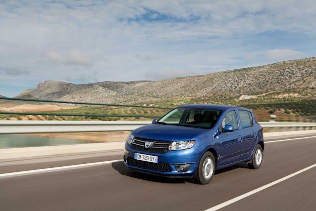 Good value for little money? The new Dacia Sandero Laureate