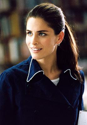 Amanda Peet in Touchstone Pictures' A Lot Like Love