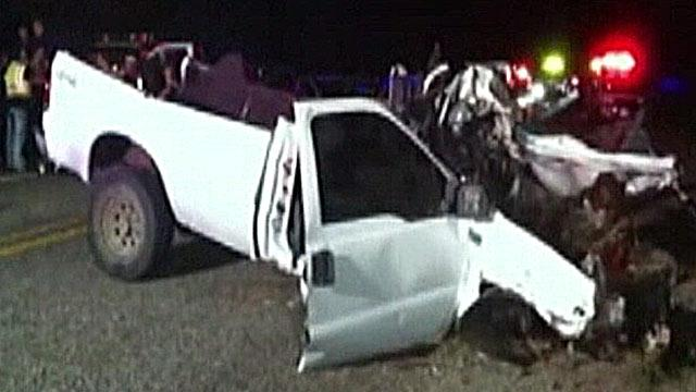 Texas Highway Accident Kills 14