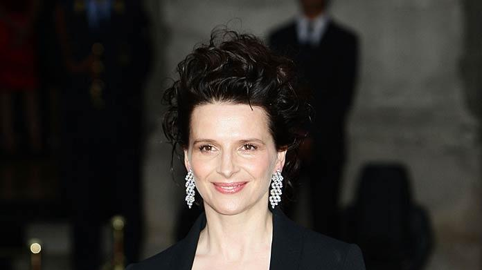 Juliette Binoche D G Fashion Week