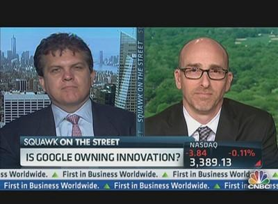 Is Google Owning Innovation?