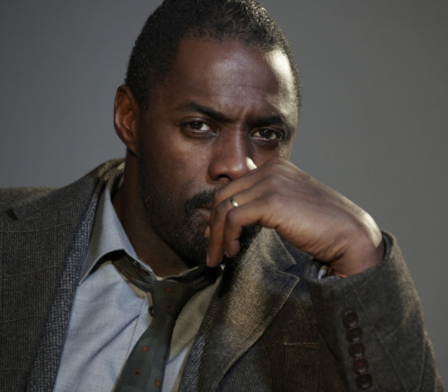 "Outstanding Miniseries/Made for Television Movie: ""Luther"""