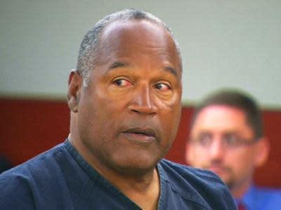 Raw: O.J. Simpson Back in Las Vegas Court
