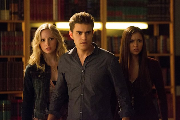 """The Vampire Diaries"" -- ""After School Special"""