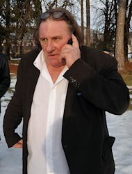 Gerard Depardieu was in Montenegro instead of attending his Paris court case