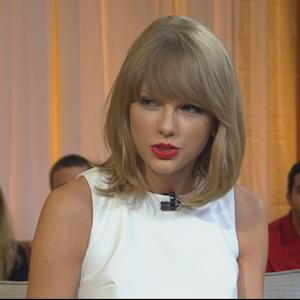 Taylor Swift Disses Haters in 'Shake It Off'