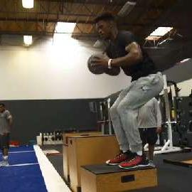 How NBA All-Star Jimmy Butler Works on Explosiveness