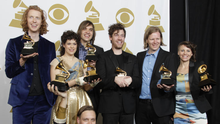 Arcade Fire pays tribute to Haiti on new album