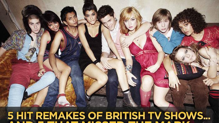 Best & Worst Remakes of British TV Shows