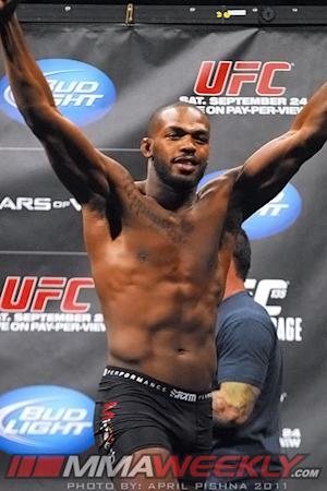 Heavyweight Could Be Calling UFC Champ Jon Jones as Soon as 2013 or 2014