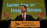 Lib Dem Conference: Clegg Makes Rallying Call