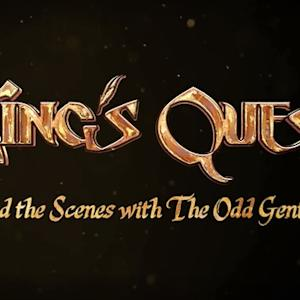 King's Quest - Music with Character Behind The Scenes Trailer